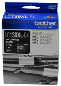 BROTHER LC139XL Black Extra Large OEM