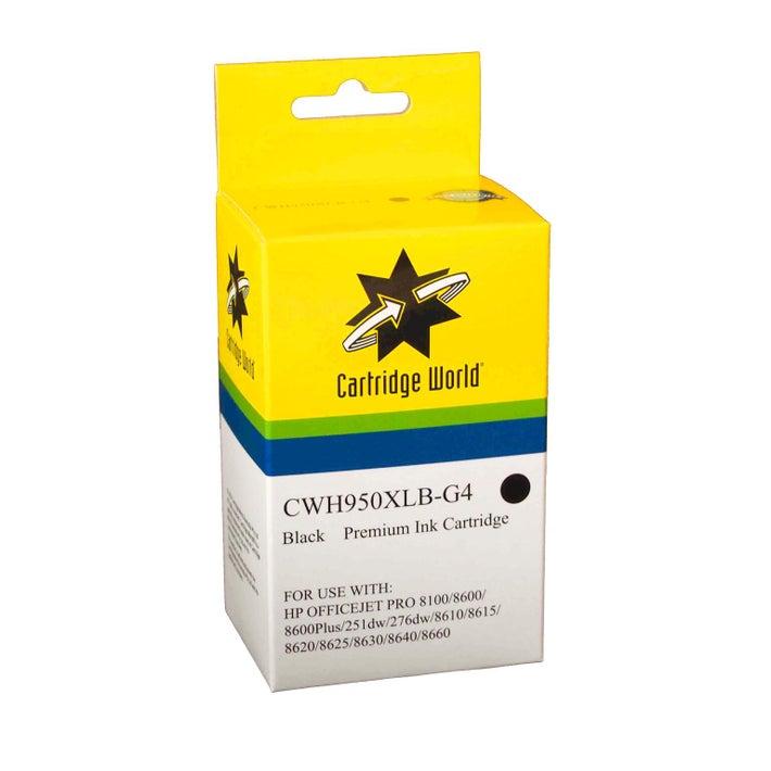 CW Brand 950XLB CN045AA Black  Extra Large