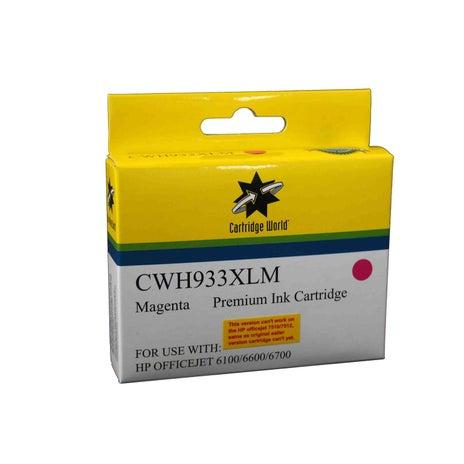 CW Brand 933XLM CN055AA Magenta Extra Large