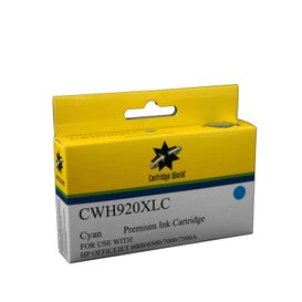CW Brand 920XLC CD972AA Cyan Extra Large