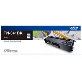 BROTHER TN341 Black Toner Low Capacity OEM