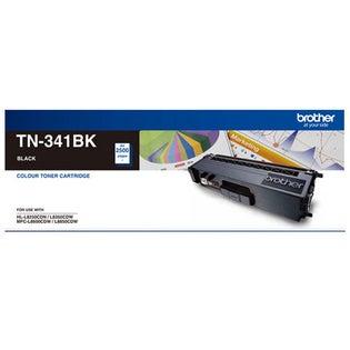 TN341 Black Toner Low Capacity
