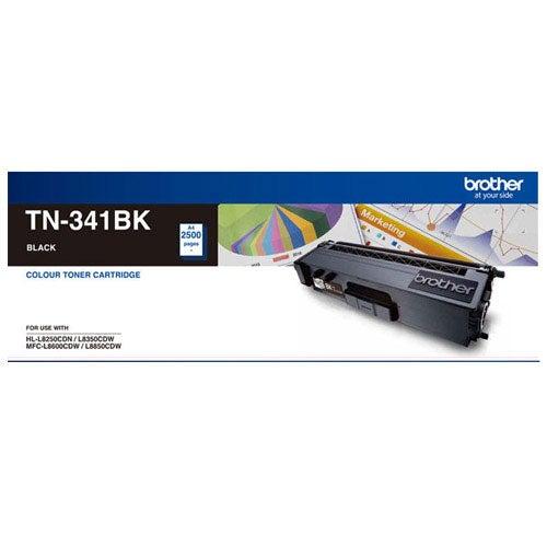 BROTHER TN341 Black Toner Low Capacity OEM
