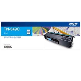 TN349 Cyan Toner Extra High Capacity