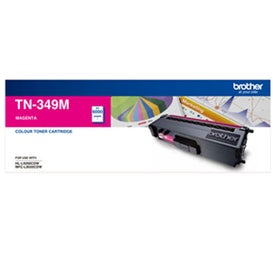 BROTHER TN349 Magenta Extra High Capacity OEM