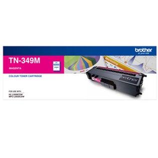 TN349 Magenta Toner Extra High Capacity