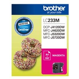 BROTHER LC233 Magenta  OEM