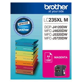 BROTHER LC235XL Magenta Extra Large OEM