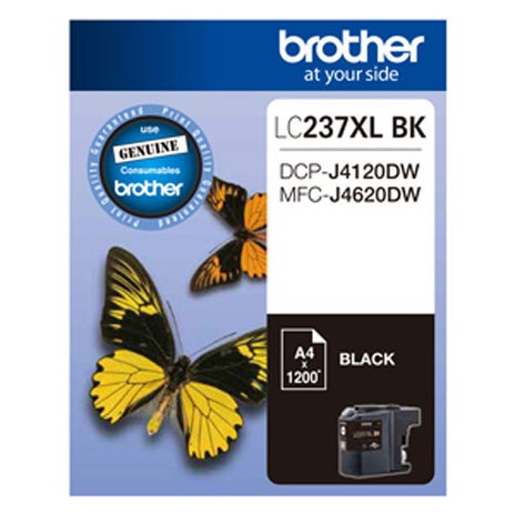 BROTHER LC237XL Black Extra Large OEM