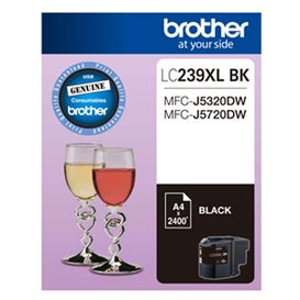 BROTHER LC239XL Black Extra Large OEM