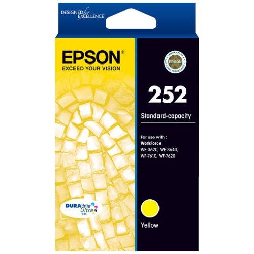 EPSON T252 Yellow  OEM