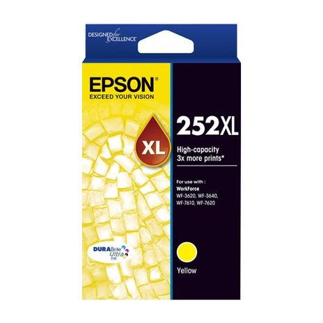 EPSON T252XL Yellow Extra Large OEM