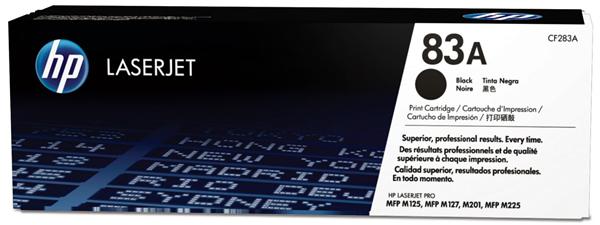 HP CF283A (83A) Standard Capacity  OEM
