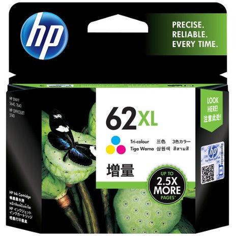 HP62XLC C2P07AA Tri Colour Extra Large  OEM