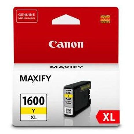 CANON PGI1600XL Yellow Extra Large OEM