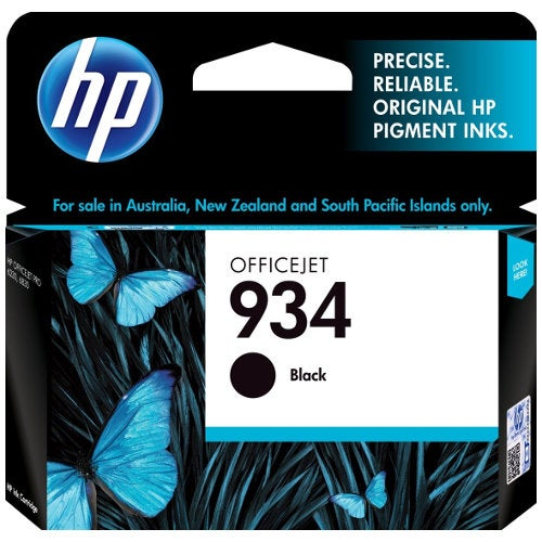 HP934B C2P19AA Black Standard Capacity OEM