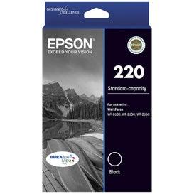EPSON 220 Black  OEM