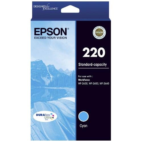 EPSON 220 Cyan  OEM