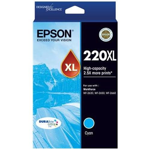 EPSON 220XL Cyan Extra Large OEM