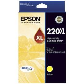 EPSON 220XL Yellow Extra Large OEM