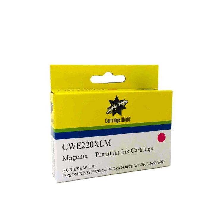 CW Brand 220XL Magenta Extra Large