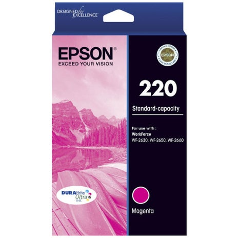 EPSON 220 Magenta  OEM