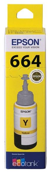EPSON T6644 Yellow Ink Bottle