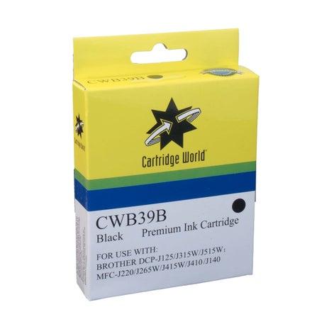 CW Brand LC39 Black
