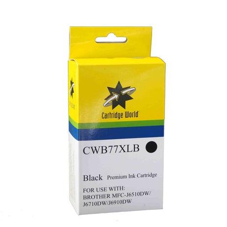 CW Brand LC77XL Black Extra Large