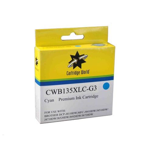 CW Brand LC135 Cyan