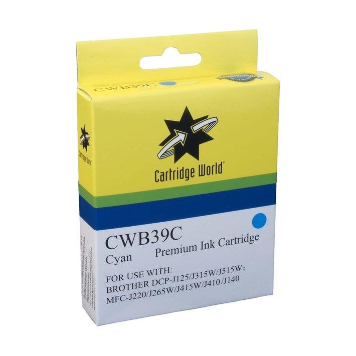CW Brand LC39 Cyan