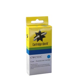 CW Brand CLI521 Cyan