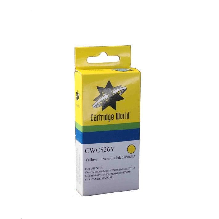 CW Brand CLI526 Yellow