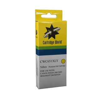 CLI651XLY Yellow Extra Large