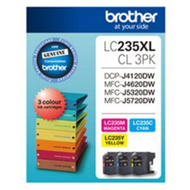 BROTHER LC235XL Colour Triple Pack Extra Large