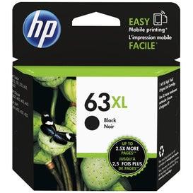 HP63XLB F6U64AA Black Extra Large OEM