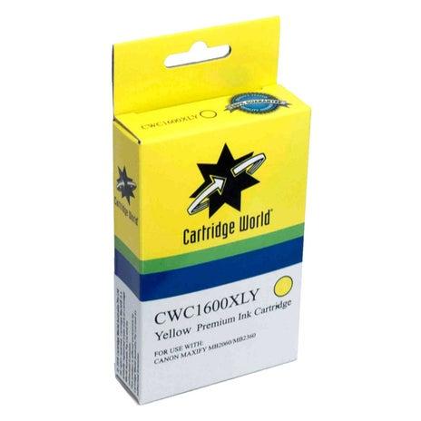 CW Brand PGI1600XL Yellow Extra Large
