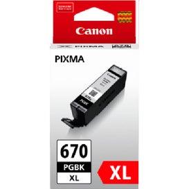 CANON PGI670XL Black Extra Large OEM