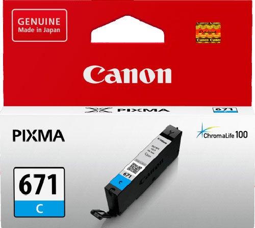 CANON CLI671 Cyan Standard Capacity OEM