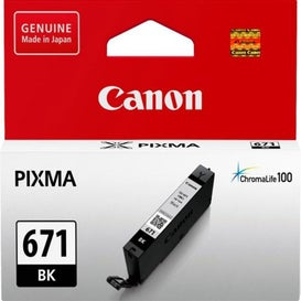 CANON CLI671 Black Standard Capacity OEM