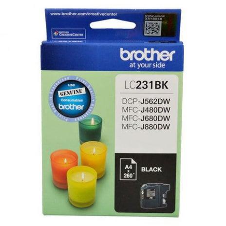 BROTHER LC231 Black  OEM