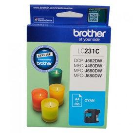 BROTHER LC231 Cyan  OEM