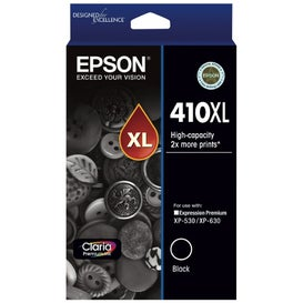 EPSON 410XL Black Extra Large OEM