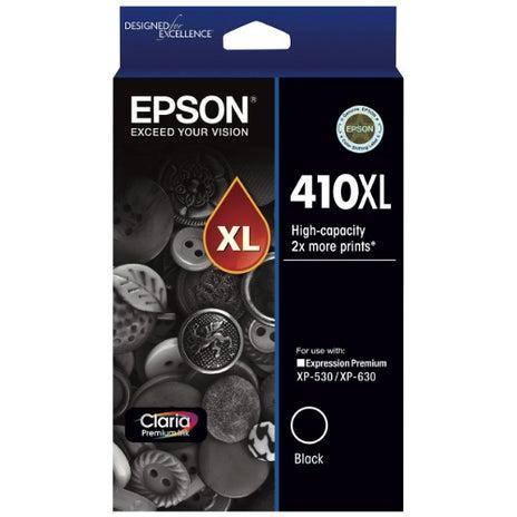 EPSON 410XL Black Extra Large OEM