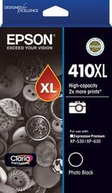 EPSON 410XL BlackPhoto Extra Large OEM