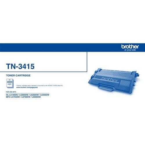 BROTHER TN3415 Low Capacity Toner OEM