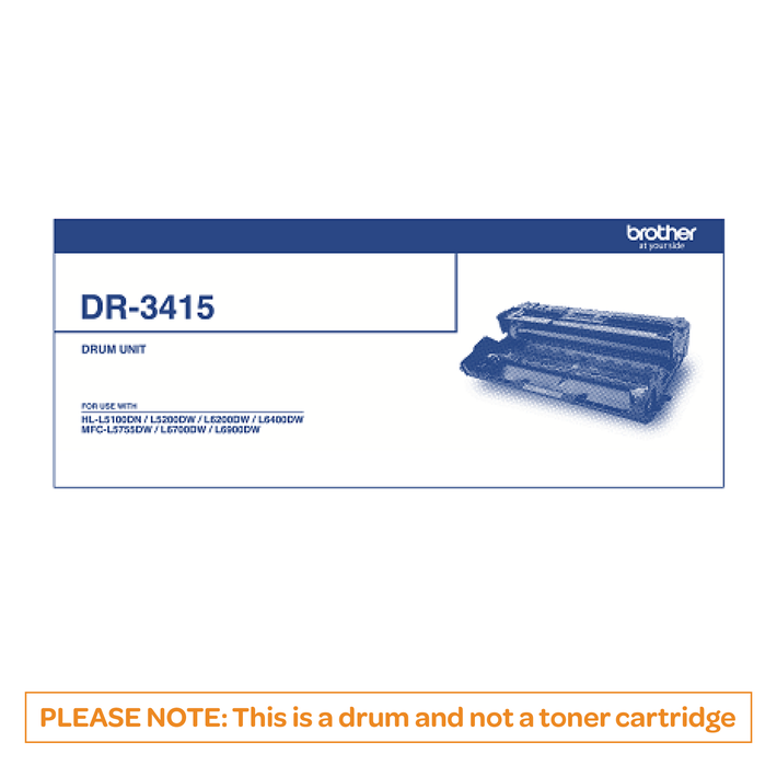 BROTHER DR3415 Drum Unit