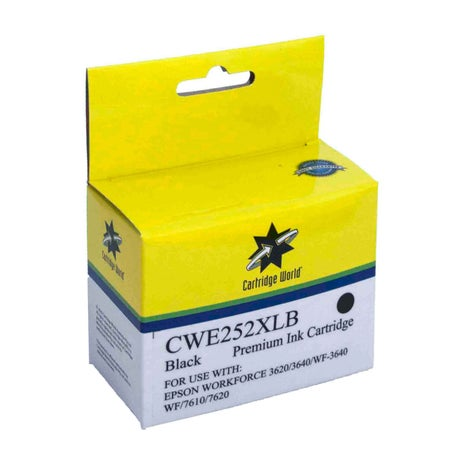 CW Brand 252XL Black Extra Large