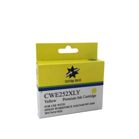 CW Brand 252XL  Yellow Extra Large