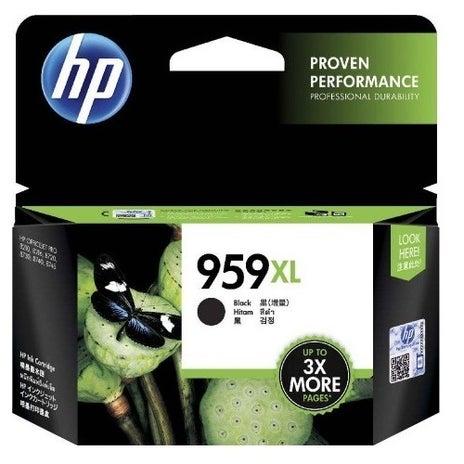 HP959XLB L0R42AA Black Extra Extra Large  OEM